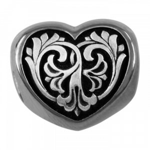 Православные серебряные бусины. Авторские изделия.