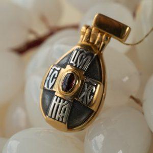 Православные кулоны, образки и подвески