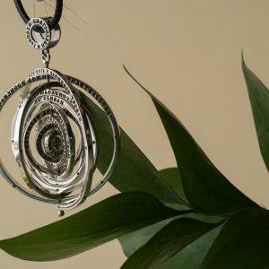 Православные серебряные кулоны. Авторские изделия.