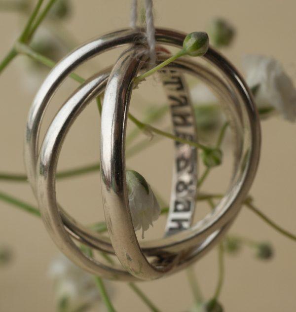 Кольцо с молитвой Мытаря